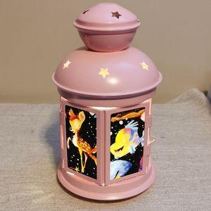 🏁SALE🏁 Dark Disney Watercolour Soft Pink Lantern